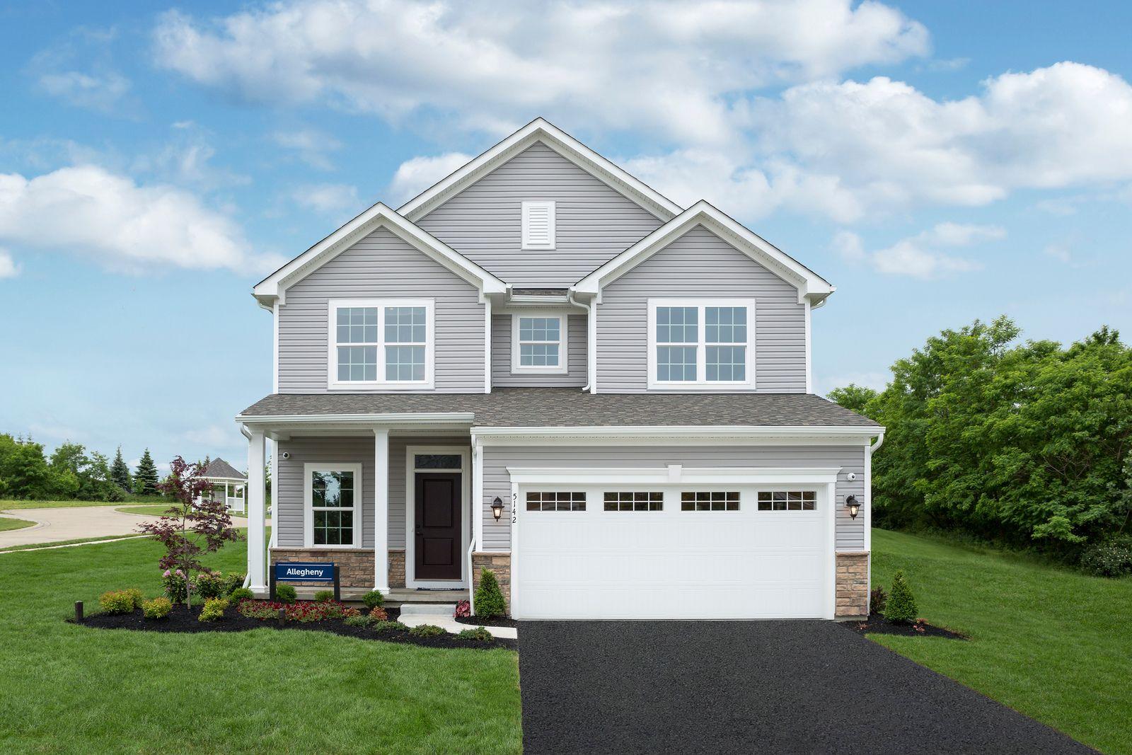 1 Homesite Left in Grove Park - Basement Included!