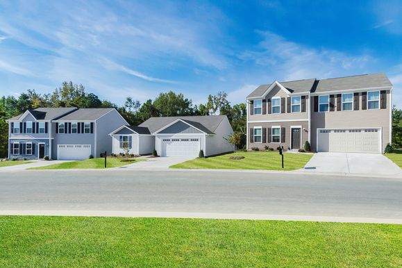 affordable homes with 0% down payment option in Greenville!