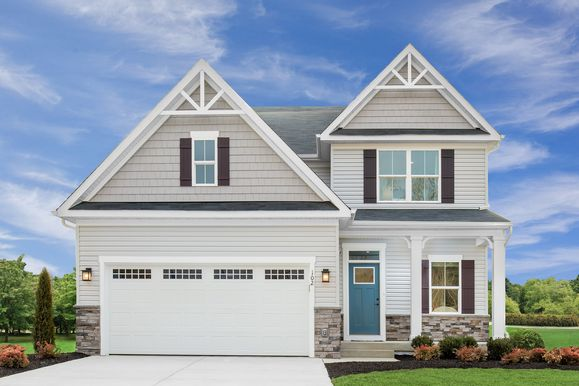Welcome to Potomac Station Single Family Homes