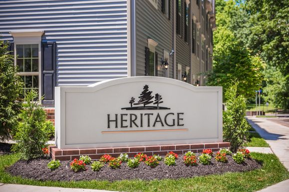 Welcome to Heritage, Townhomes from the low $600s!