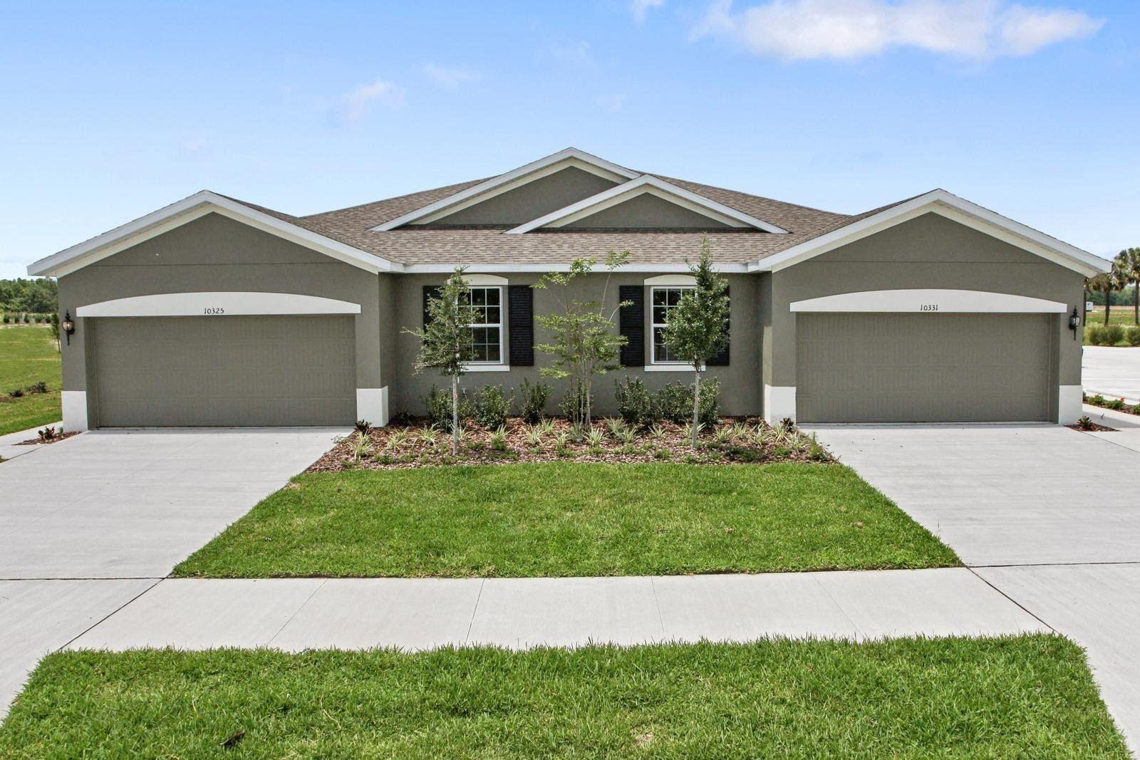New Villas in Land O' Lakes