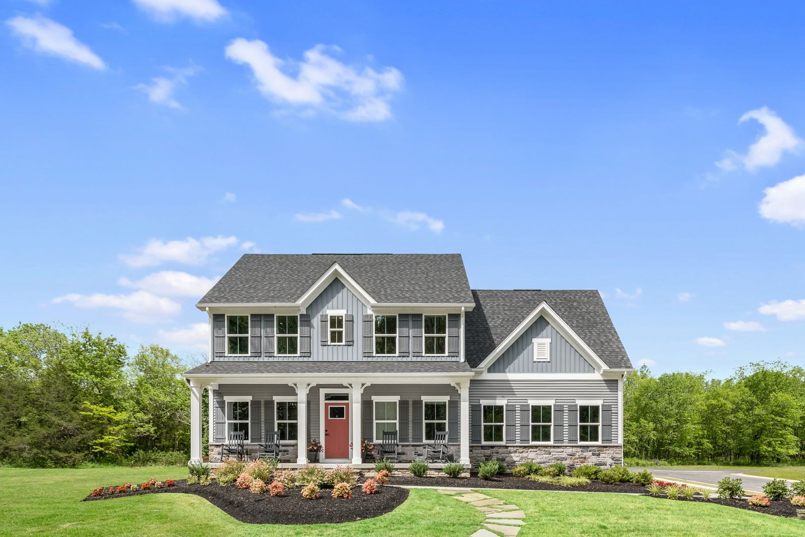 WELCOME TO GRANVILLE ESTATES, SINGLE-FAMILY HOMES on 1.5+ acre homesites FROM THE UPPER $500S!