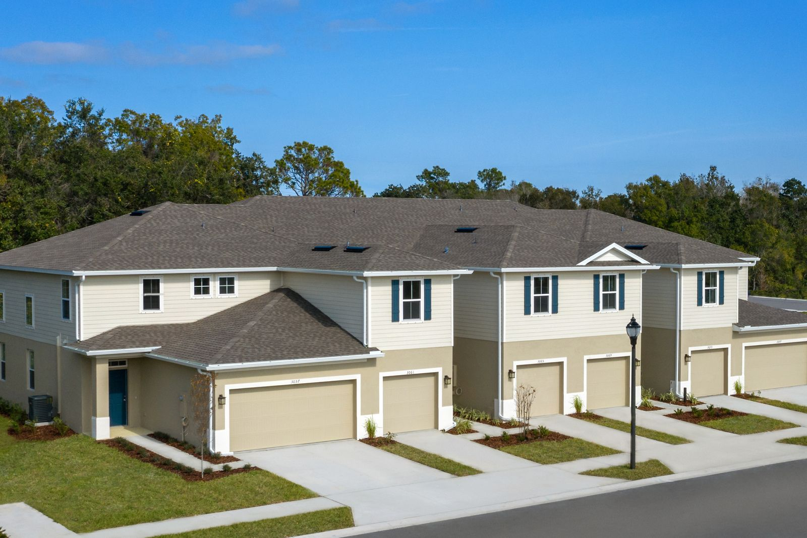 Welcome Home to The Preserve at Gulf Trace