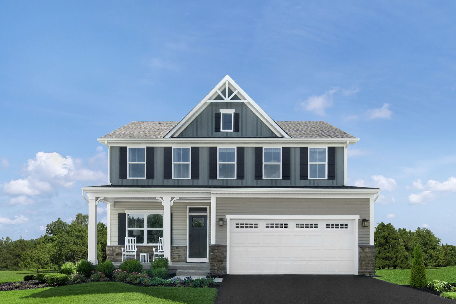 Only 1 Homesite Left in Three Rivers