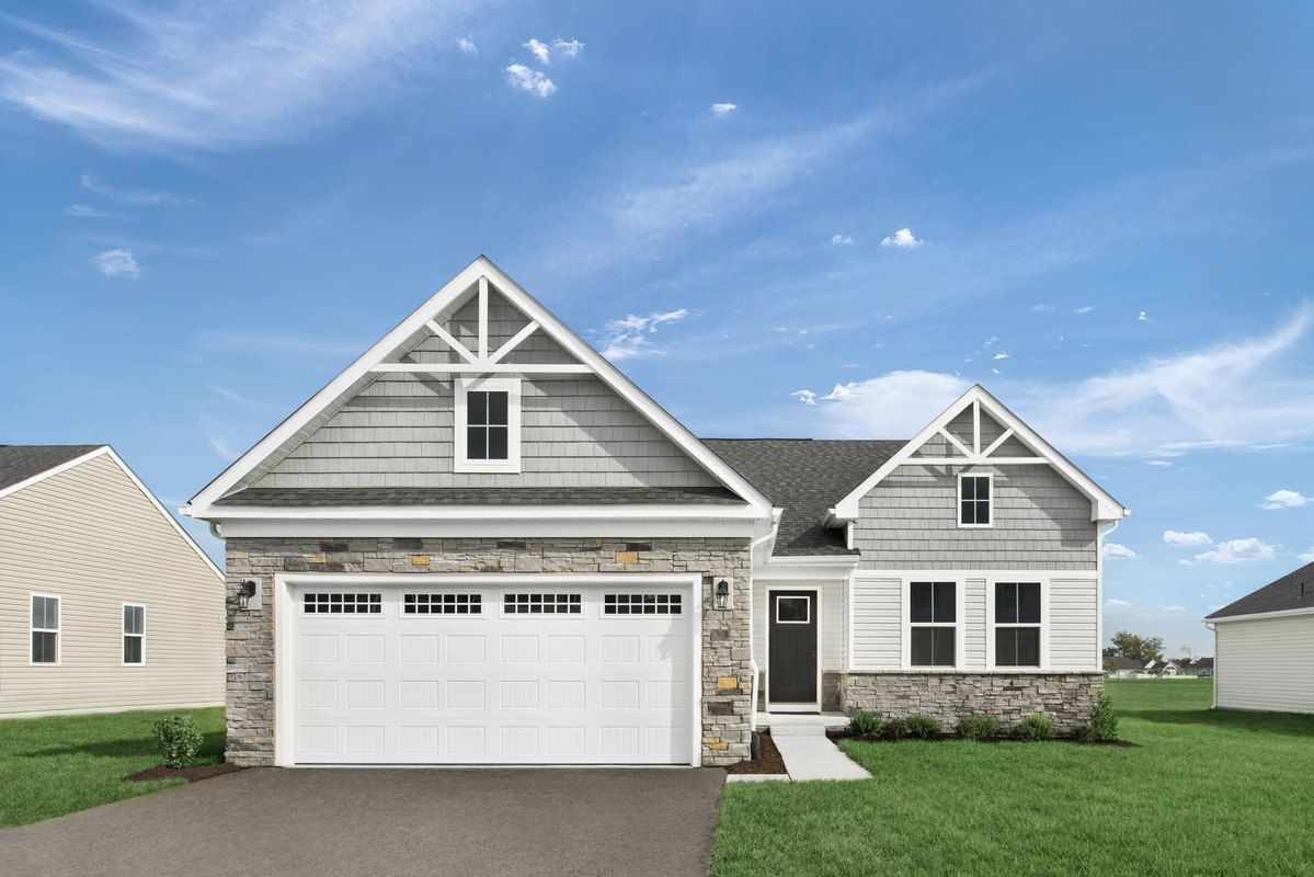 OWN A NEW AFFORDABLE RANCH HOME 5 MINUTES TO I-81, NEAR SPRING MILLS