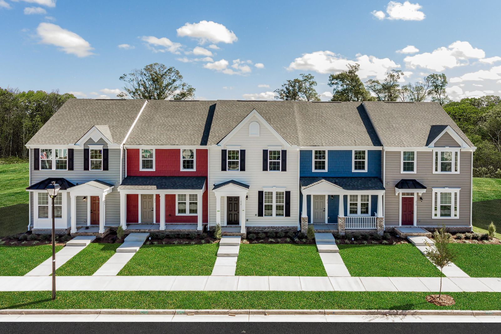New Port Townhomes – SOLD OUT!