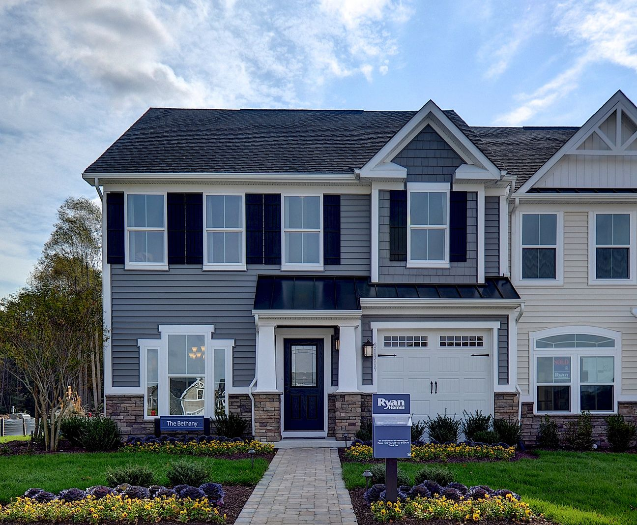 WELCOME TO SUNSET GLEN:Lowest-priced new townhomes in a desirable Lewes location, one minute to Rt 1 for easy access to conveniences and the beaches.Click here to schedule your appointment.