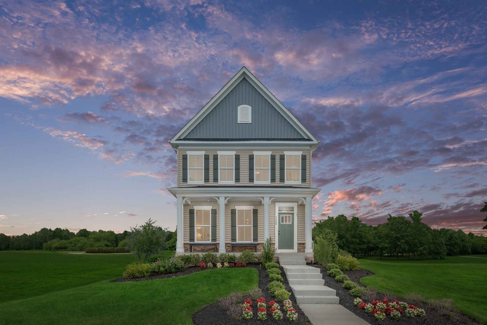 COURTHOUSE COMMONS - NEW SECTION COMING SOON:Single-family homes with 2-car garages in a quaint neighborhood with small town charm! Enjoy amenities & convenient location near shops & I-95!Click here to Join the VIP List today.