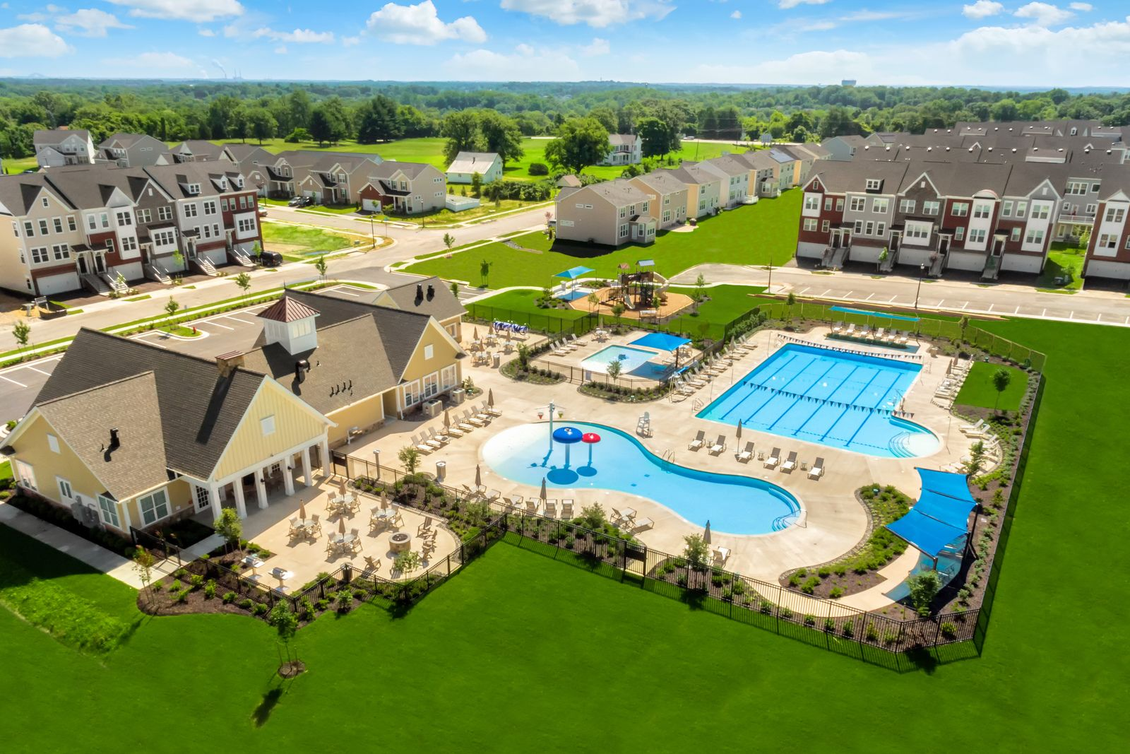 live everyday like you're on vacation:Welcome home - a beautiful new community with incredible amenities! Come explore life at Shipley Homestead!Click HERE to schedule your visit!