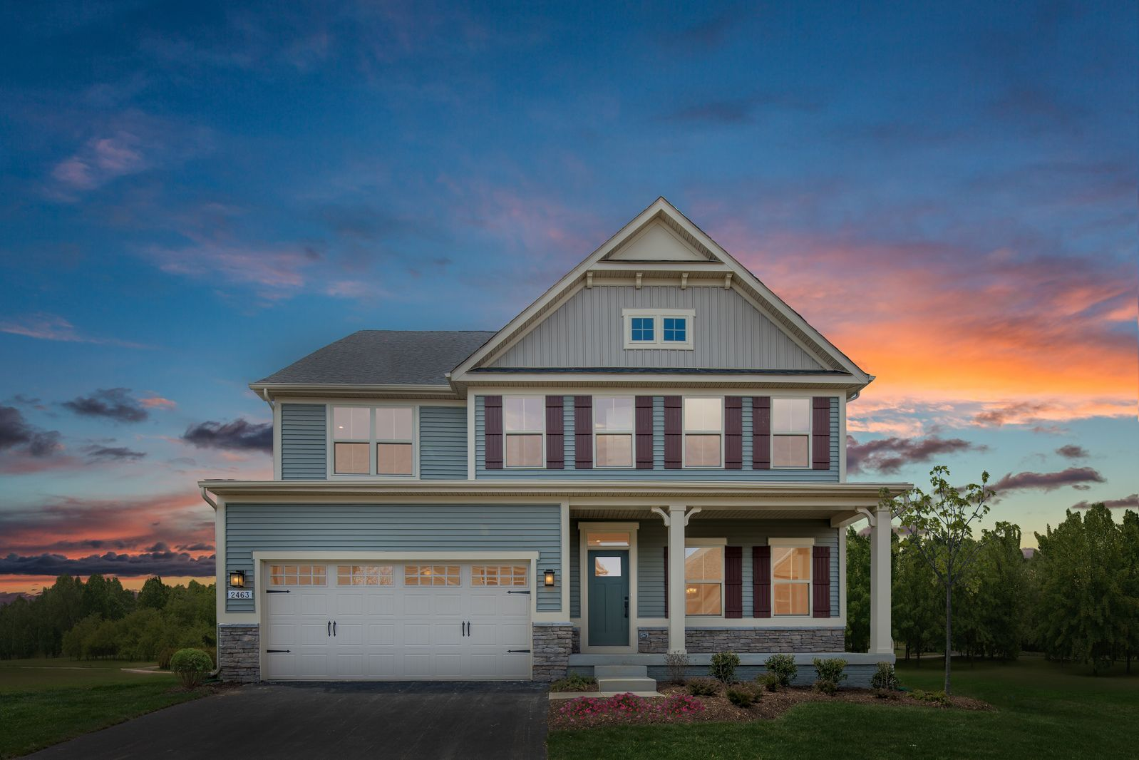 Welcome to Woodfield:The largest new single-family homes near shopping, dining and Rt. 422, in the award-winning Boyertown School District in Montgomery County.Schedule your appointmenttoday!