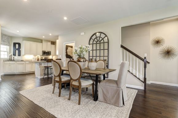 Welcome Home to Towns at Fieldstone Farms:Liberty Township's ONLY new, low-maintenance townhomes with basements. Community pool, clubhouse in Lakota's Schools from the mid $200s.Schedule your 1-on-1, video, or phone appointment!