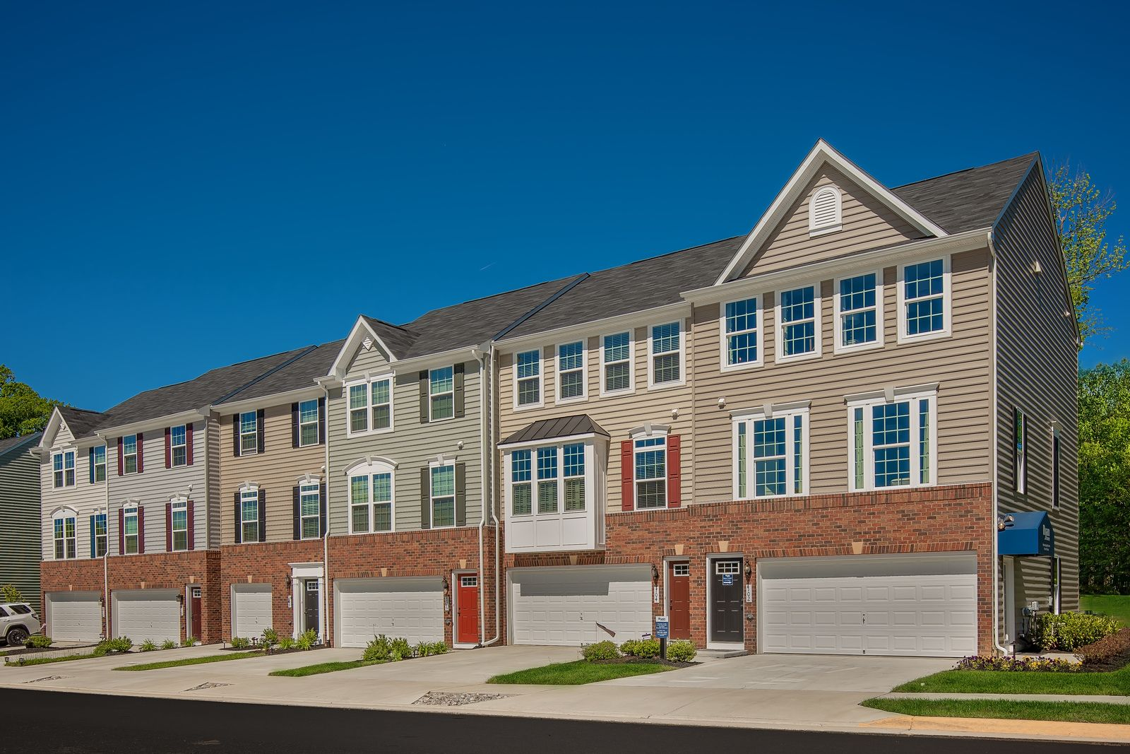 WELCOME HOME TO RAPPAHANNOCK LANDING:Stafford County's lowest priced community with backyards & amenities just minutes to I-95 Express Lanes, VRE & Downtown Fredericksburg, from theupper $200s!Schedule yourvisit today!
