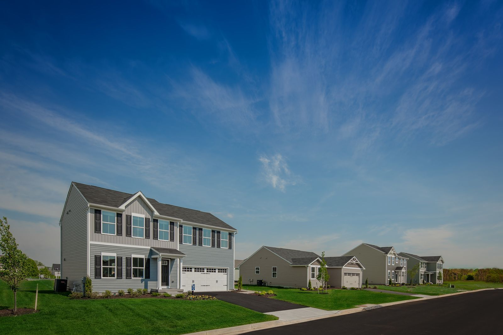 Own for Less than $1,400/Month!:Introducing new homes from the $230s. Forest Glen Trace offers the best value for new home construction in Williamsburg. Click heretovisitand receive extra savings!