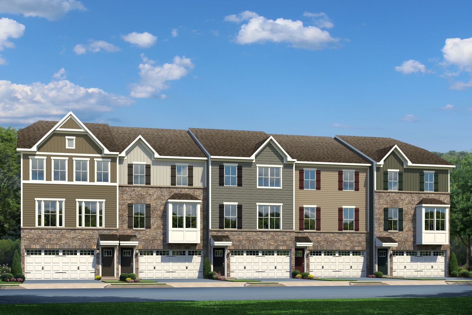 WELCOME TO HIGHPOINT AT DOWNINGTOWN:Theonly new townhomes with finished basements, located in Downingtown schools, minutes to Wegmans, from the upper $400s.Click here to join the VIP list for exclusive pricing and incentives!