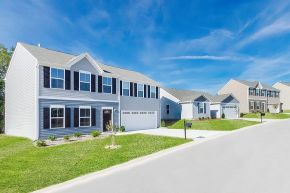 Own an affordable home in this family friendly community!:Schedule a visitto Oakland Farm, a family-friendly community featuring oversized homesites and modern floorplans!