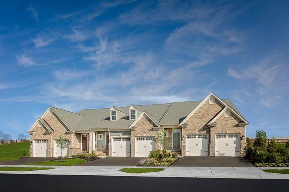 Hurry In - Only 3 Homes Remain!:Now, you can rightsize without compromise in a luxurious first-floor owner's suite home near your friends, family, and favorite neighborhood conveniences.Schedule a visit today!