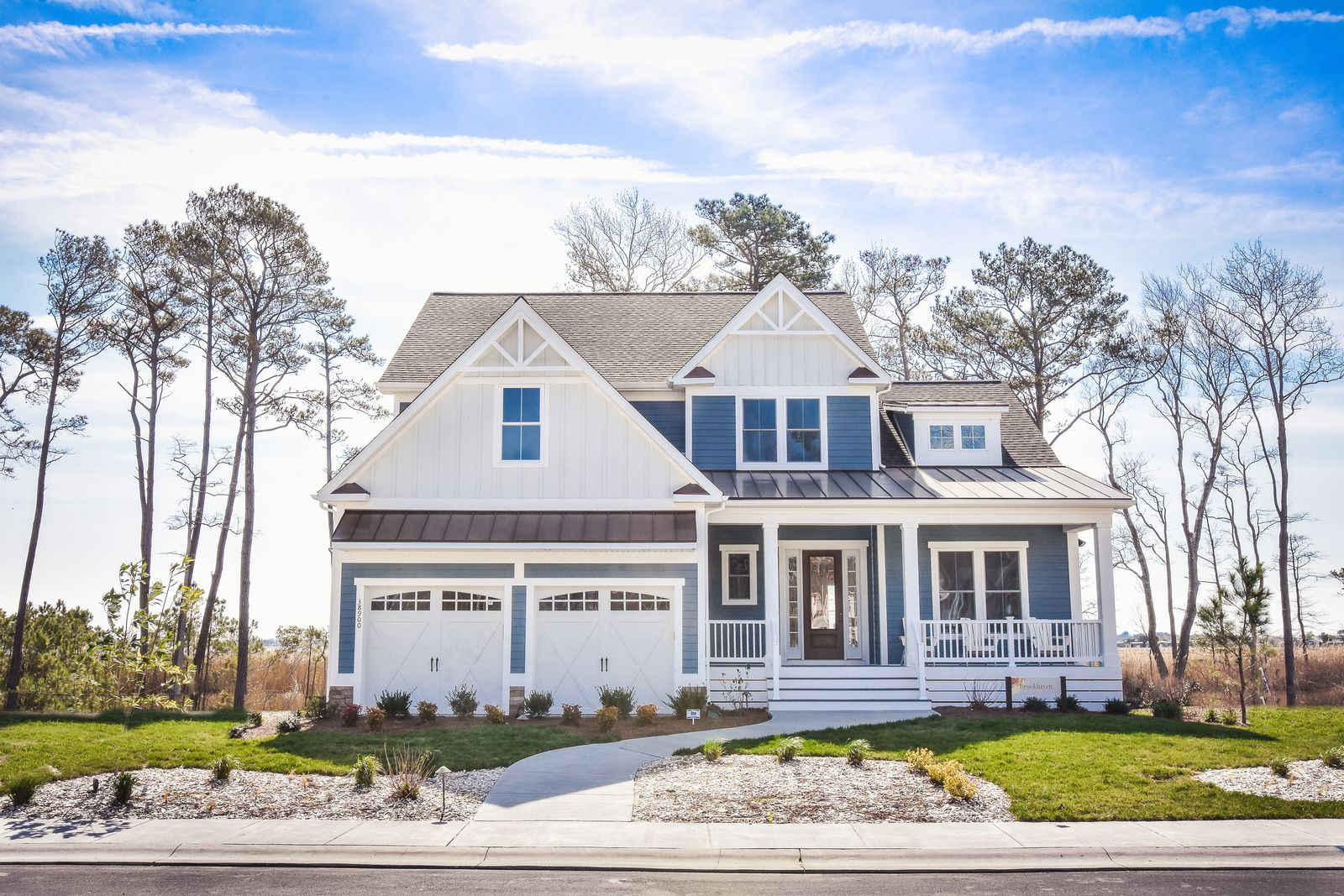 Welcome to Harbor Point:Surrounded by the Great Marsh Preserve, this community offers a unique opportunity to own a new home in downtown Lewes with beautiful natural views.