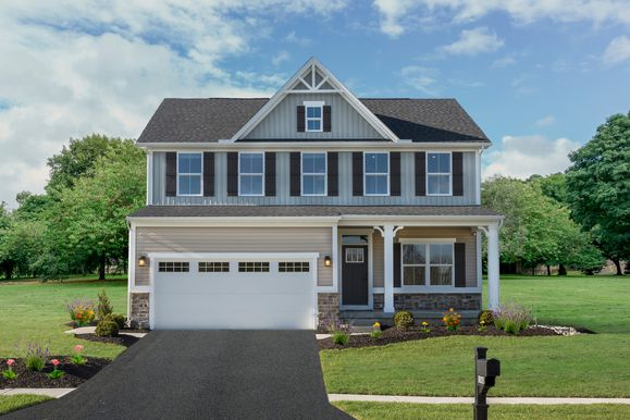 WELCOME TO ESTATES AT WILLOW BROOK:The only new community on a golf course spanning the Catasauqua and Northampton School Districts.Click here to schedule your visit today!