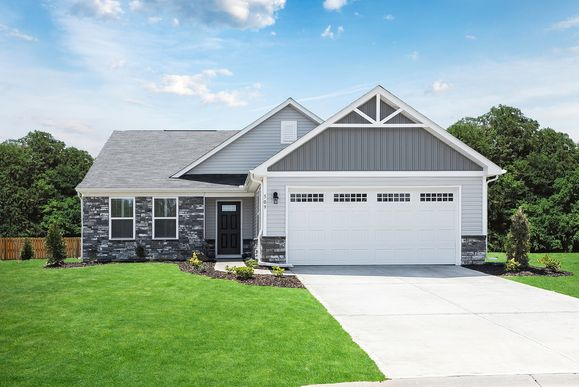 Own an affordable home with included lawn maintenance:Live a low maintenance lifestyle off of Highway 9.Schedule a visit to North Springs!