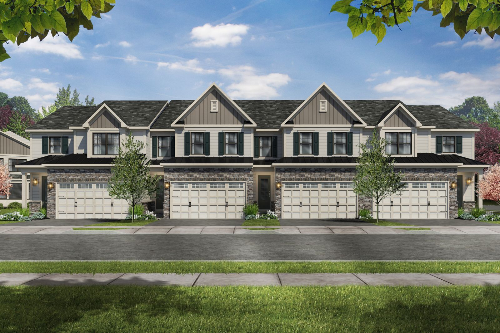 WELCOME TO WAYNE GLEN:The only new luxury homes in Wayne with low-maintenance lifestyle, walkable to KOP Town Center in TE schools.Click hereto schedule your appointment today!
