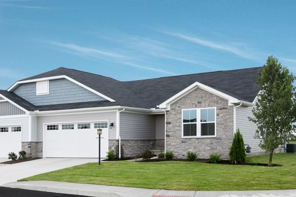 Grand Opening at Briar Creek Villas:Small-town charm in a convenient location! Whiteland's only low-maintenance ranches—close to US-31, I-65 & Greenwood. Starting from the lower $200s.Click here to schedule your appointment today!