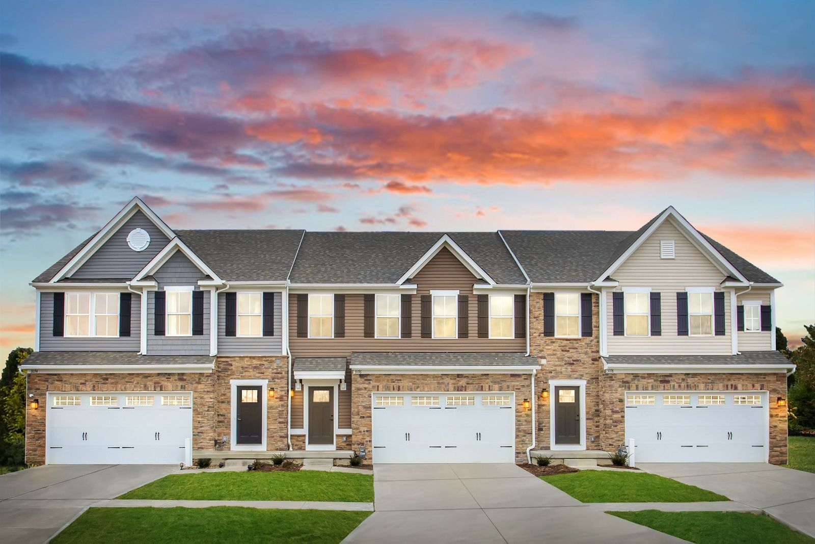 Overlook at Creekside: Over 95% Sold Out! Hurry In!:New luxury 2-story townhomes with 2-car garages in Spring-Ford schools, near shopping and dining, just 20 minutes to King of Prussia.Click here to schedule your visit!