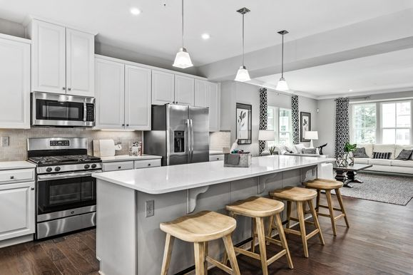 WELCOME HOME TO VILLAGES AT SYCAMORE:Best priced new construction in Cuyahoga Falls! Spacious open plan townhomes minutes from favorite Valley conveniences, Rt 8 & I-77!Click here to schedule your visit today!