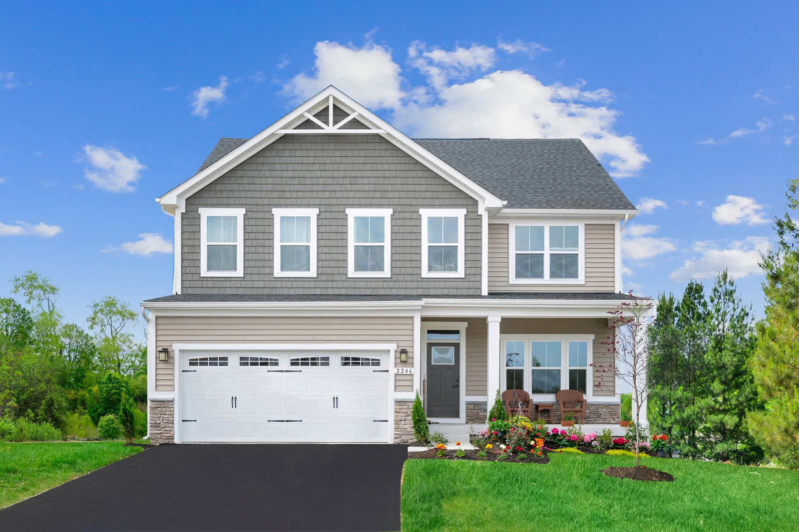 NEW PRICING NOW AVAILABLE AT SUNRISE JUNCTION!:The only new community in Chartiers Valley Schools located on the Panhandle Trail. Minutes to Collier Park, Oakdale & Settlers Ridge.Click here to schedule your visit!