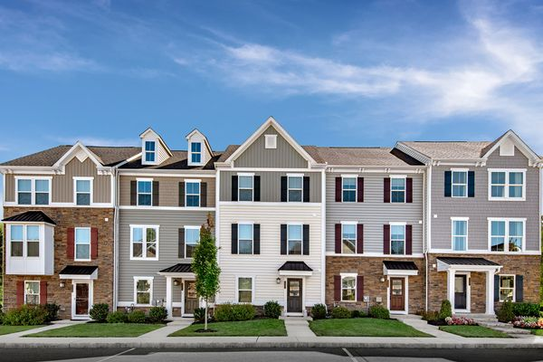Welcome to Atwater:New luxury townhomes in Great Valley schools in a large community with amenities with convenient access to the PA Turnpike and the SEPTA train.Schedule anappointment today!