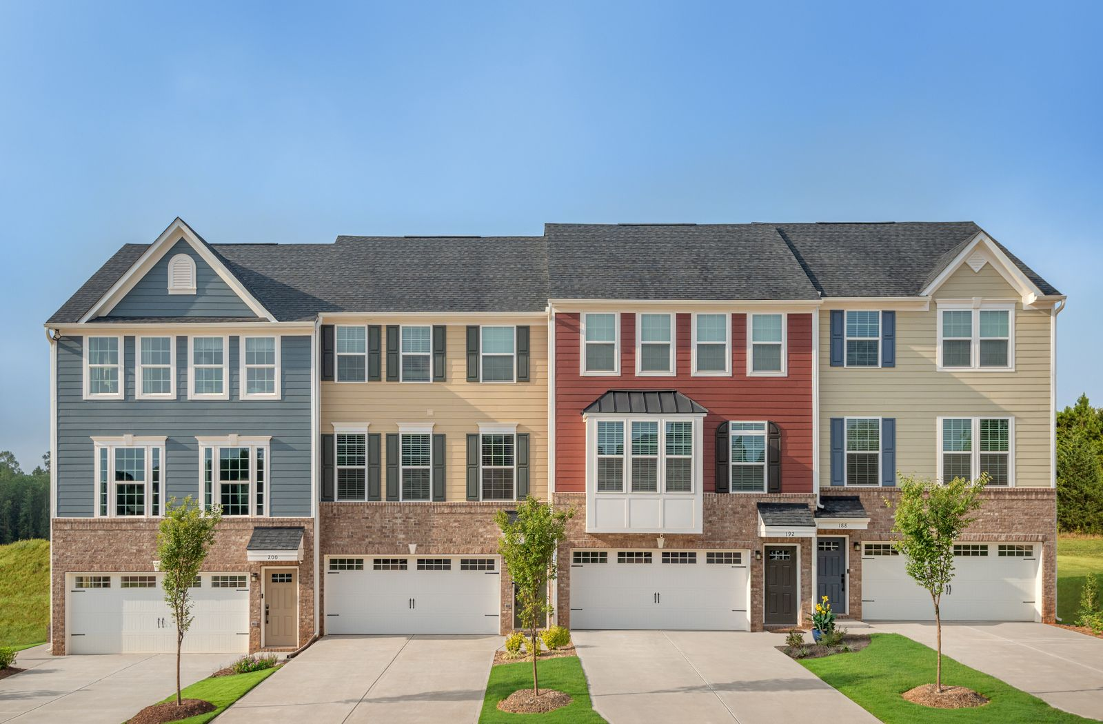 Welcome to McCullers Walk Townes!:Offering stunning floorplans, exciting amenities, and convenience to downtown Raleigh.Schedule a visit today!