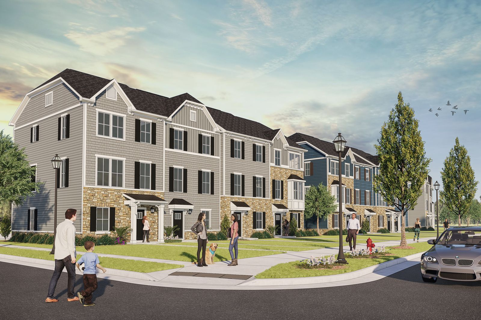 Welcome to Laurel Grove:Pine Township's newest community with future pool, clubhouse, & walking trails. Luxury open concept townhomes, from upper $200s.Click here toschedule your visit!