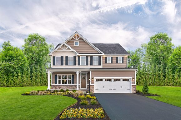 Welcome home to McConnell Trails:The fastest selling new home community in Washington County. Located on the Montour Trail with incredible commuter access, from the low 300's.Click here to schedule your appointment.