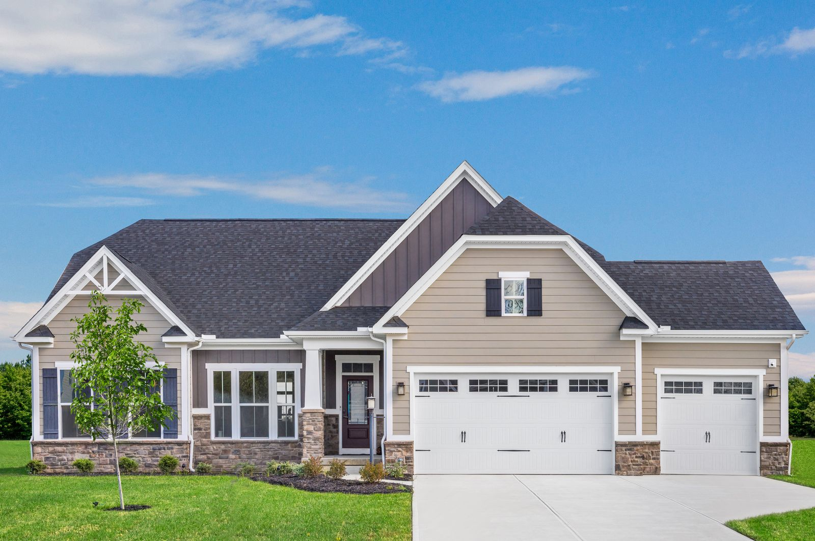 WELCOME HOME TO HIGHLANDS AT TERRA ALTA:Ranch homes w/ scenic views & full basements—3-car garage available! Future pool & clubhouse, close to downtown Delaware & Polaris. From mid $300s.Click Here to Schedule Your Visit Today!