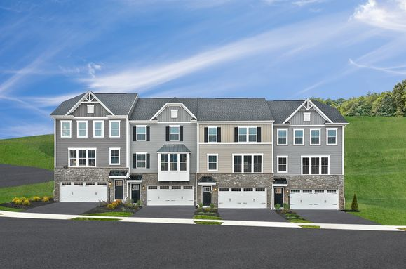 Welcome to Summit Station Townhomes:The only new townhomes in the South Hills with resort amenities—clubhouse, pool, fitness center, & walking trail to T-Station!Click hereto schedule an appointment.