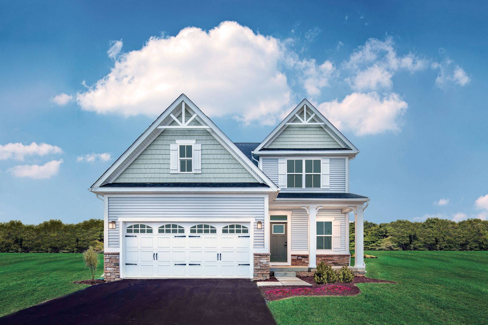 WELCOME TO HANOVER POINTE:The lowest-priced new homes in Boyertown schools that include upscale features from finished basements to quartz countertops, near shopping & Rt. 422.Schedule a visit today!