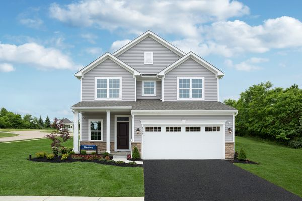 WELCOME HOME TO NORTH VILLAGE CROSSING:New single-family homes close to dining, shopping, and recreation in Sparta.Schedule a phone or video appointment today!