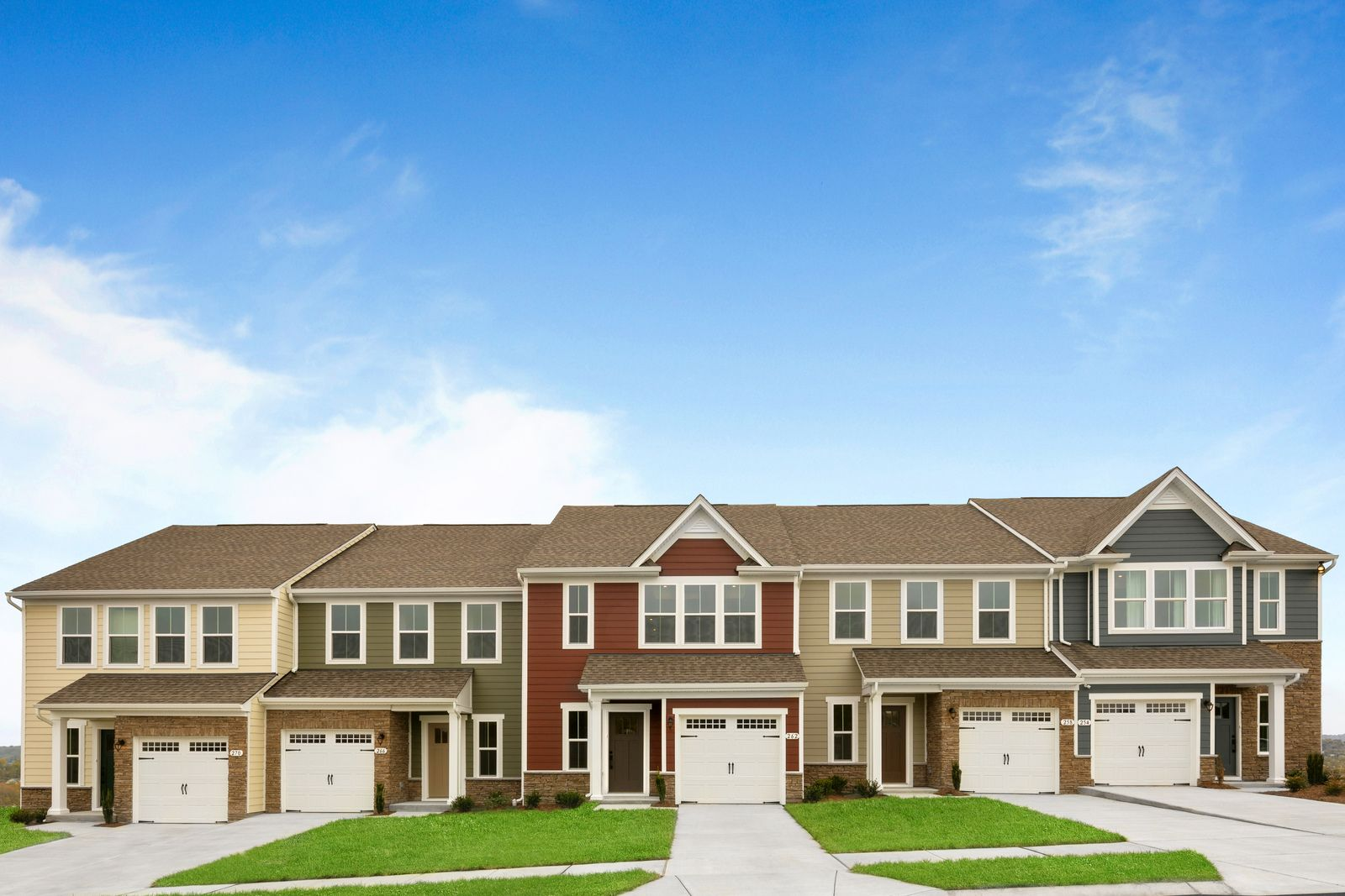Welcome Home to Grove Pointe:The most convenient new community to Pittsburgh, near the T-Station & Cool Springs. Townhomes and 1st-floor living.Click hereto schedule an appointment.