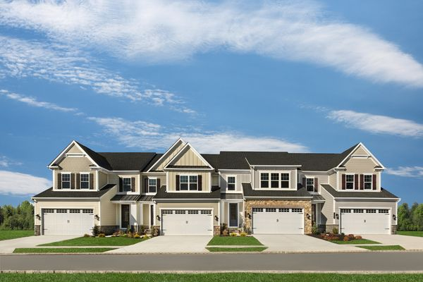 WELCOME HOME TO MALVERN CROSSING:Own a spacious luxury 3 to 4-bedroom townhome in Great Valley schools!Schedule an appointment today.