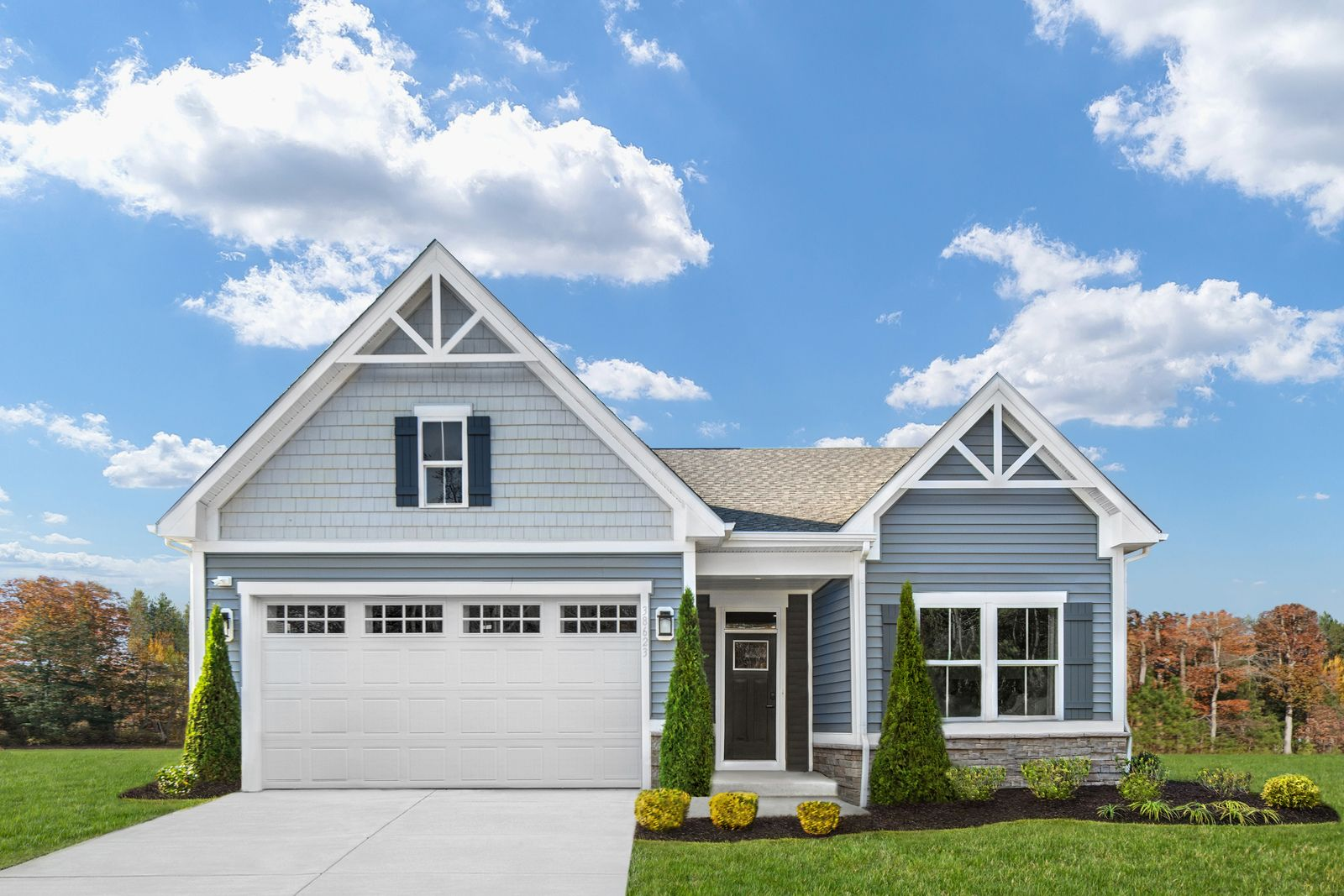 New Homesites Just Released at the Villas at Westhaven:Harrison's only ranch community with direct access to Miami Whitewater Forest. Included lawn care & snow removal from the low $300s. Click here to learn more.