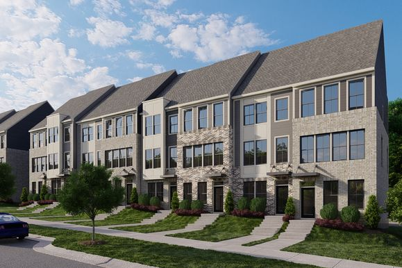 DREAM LIFESTYLE 3 MILES FROM UPTOWN CHARLOTTE:Live close to work, trendy restaurants, and more—Schedule a visit to Wendover Green!