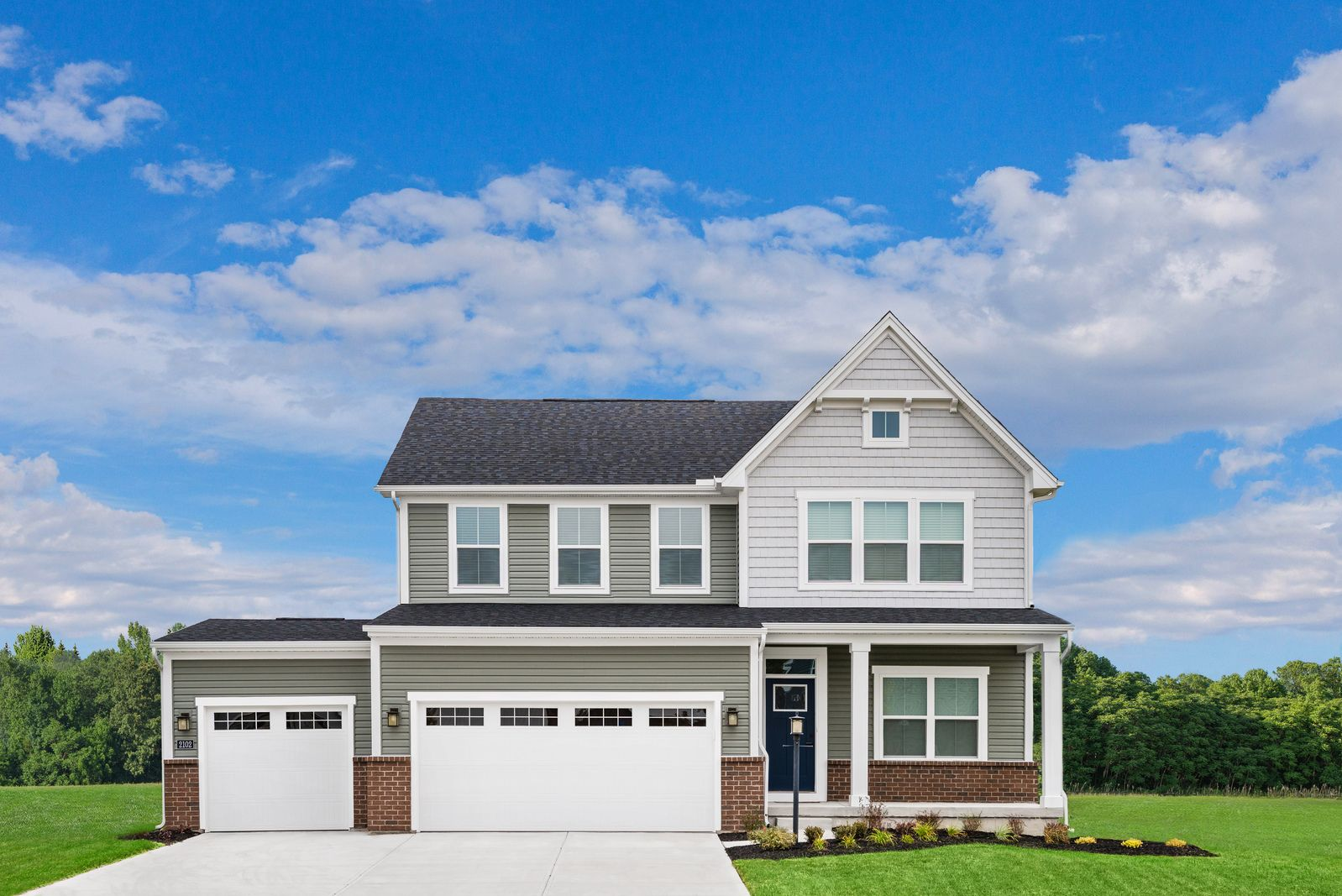 WELCOME HOME TO CRANBERRY CREEK:Brimfield Township's only new construction 2-story and ranch community with luxury features included! Scenic rural-like setting.Click here to schedule your visit today!