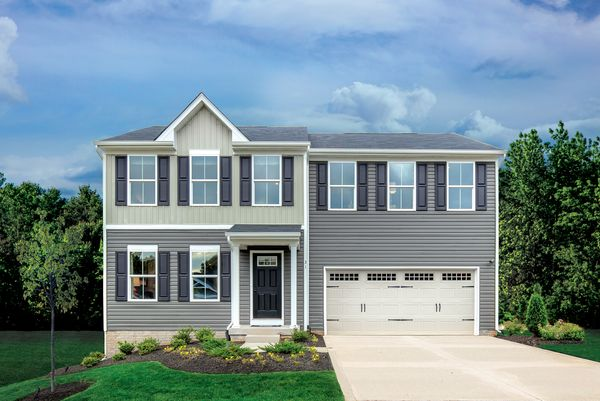 WELCOME HOME TO FAIRFIELD ESTATES:Lowest-priced new homes in Lorain County! Enjoy a peaceful setting close to friends and family with landscaped homesites up to 1/3-acre.Click Hereto Schedule Your 1 on 1 or Virtual Visit Today!