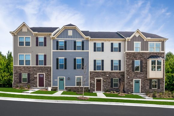 West Cary Location and Amazing Value:Schedule a visitto learn more about these new townhomes in a prime West Cary location!