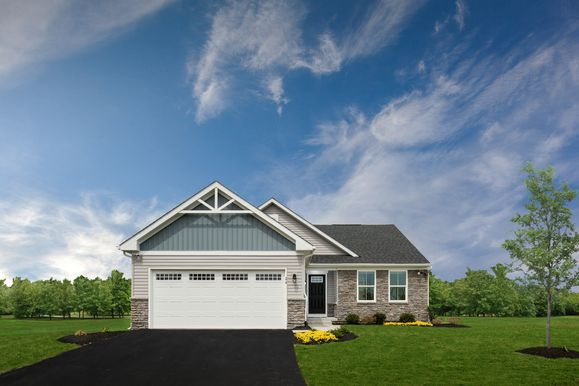WELCOME TO MAPLECREST:Monroeville's best priced new ranch home community built with low-maintenance in mind. Conveniently located to I-376, Rt. 22, Rt. 48, and I-76.Click hereto schedule your visit.