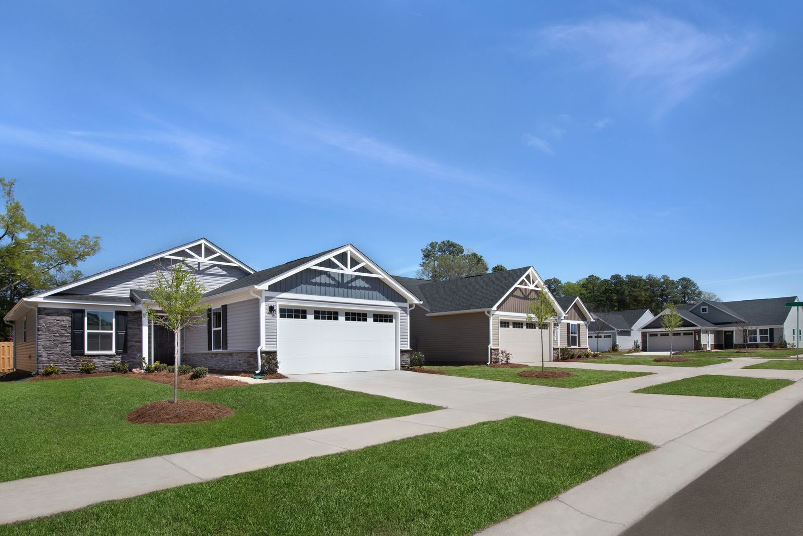 Own an affordable maintenance free home at Kline Station:Single level, low-maintenance homes in an active, well landscaped community with included lawn care and snow removal.Contact a Sales Rep to learn why our homeowners love living here!