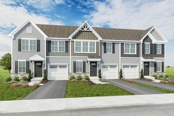 Welcome to the Village at Riverside:Pittsburgh's most affordable new home community, now offering main-level owner's suite townhomes for a limited time. Click here to schedule an appointment.