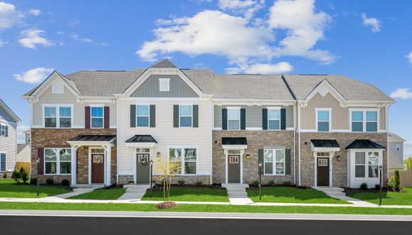 Beautiful townhomes coming to Arbordale from the upper $100s!:Settle into this highly sought after Williamsburg community. New, 2-story, 3-bedroom, maintenance-free townhomes are coming to Arbordale in York County!Click here to join the VIP List to learn more!