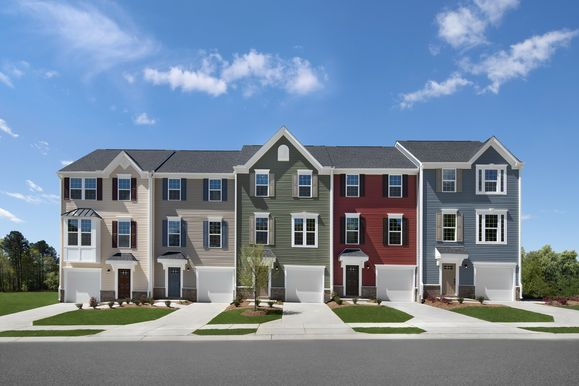 Lowest priced new townhomes in Southwest Wake County:Convenient location & incredible value.Schedule a visit today!