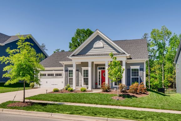 Charming Community with Plenty of Amenities in Huntersville:You'll love the picturesque streets, beautiful homes, and basement options available at Vermillion. Schedule an appointment!
