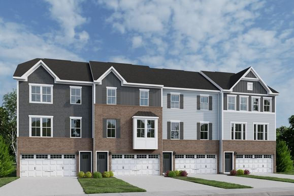 Spacious Townhomes in Regent Park. From $250's - $300's:Own a spacious new townhome in Fort Mill near everything you need.Join the VIP List for the best pricing!